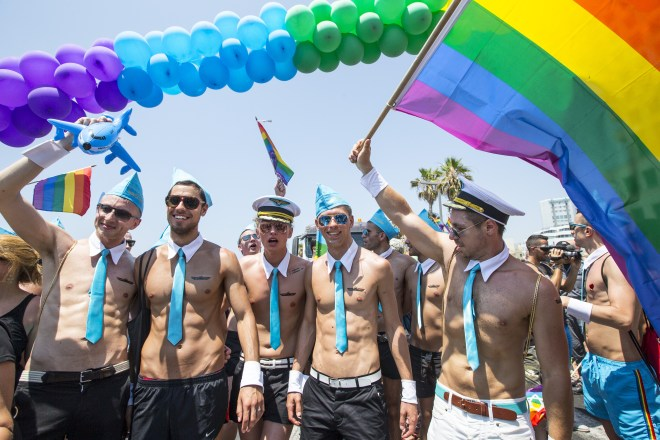 ISRAEL-GAY-PRIDE-PARADE