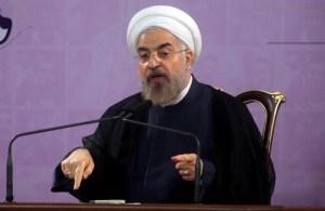 IRAN-IRAQ-US-UNREST-ROUHANI
