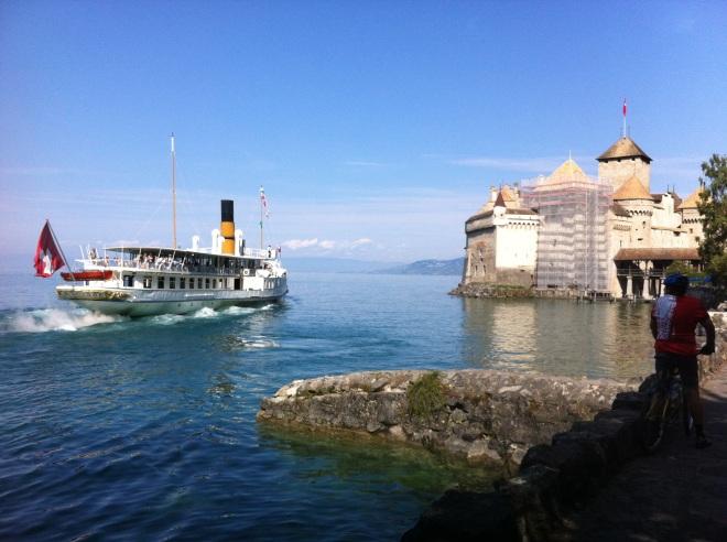 Ferry Chateau de Chillion