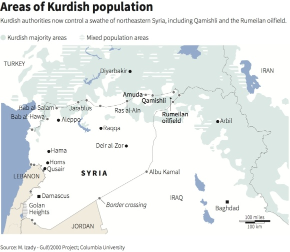 kurdish-populations-map