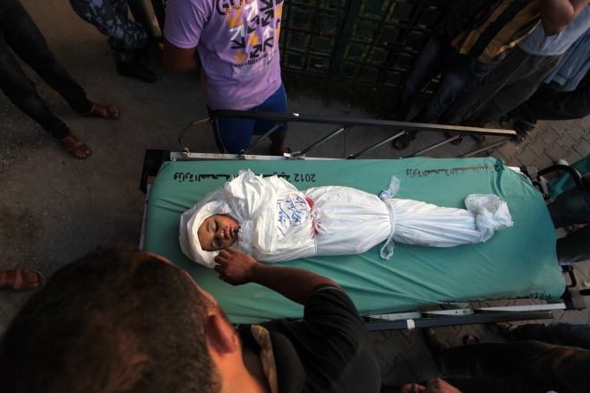 Eight-year-old Palestinian boy killed in an Israeli attack