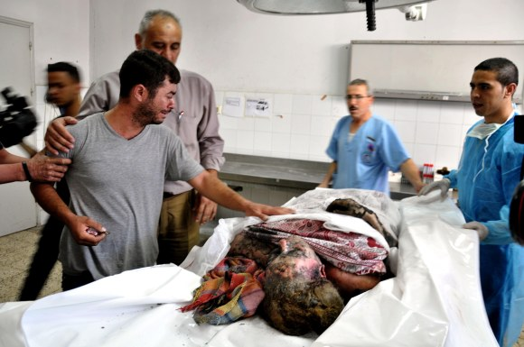 Christian woman killed in Israeli airstrike on Gaza