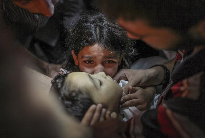 Israeli attack kills Palestinian kid in Jabalia Camp