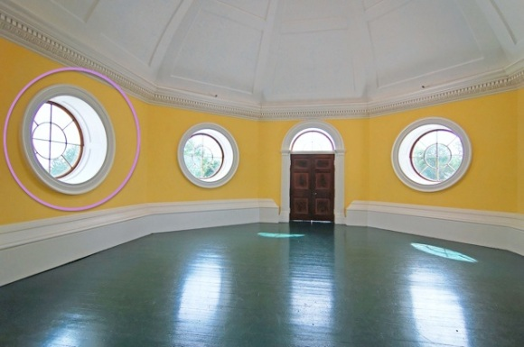 Monticello Dome Room