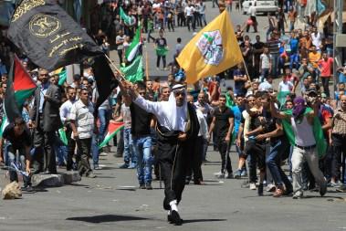 PALESTINIAN-ISRAEL-CONFLICT-DEMO