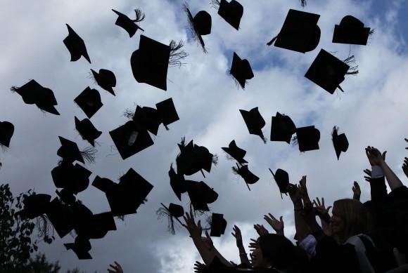 University Of Birmingham Hold Degree Congregations