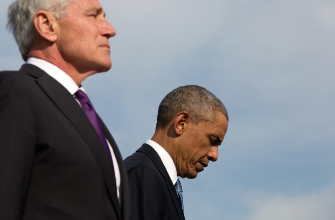 President Obama Marks Anniversary Of September 11th Attacks At The Pentagon