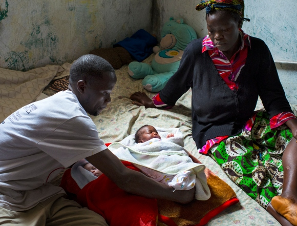 In Liberia medical care for is restricted due to  recent outbreak of the Ebola virus.