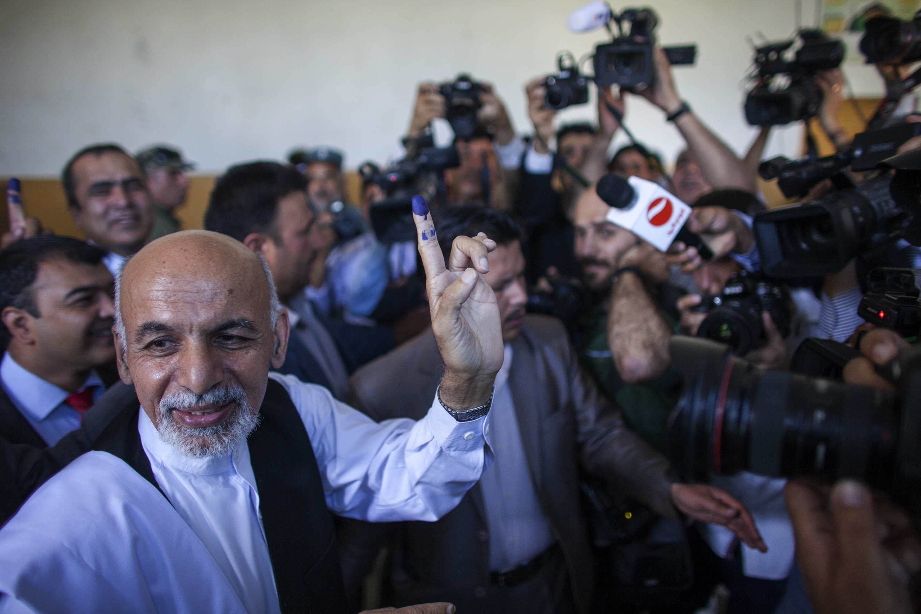 Was Afghanistan's Election A Farce? – The Dish