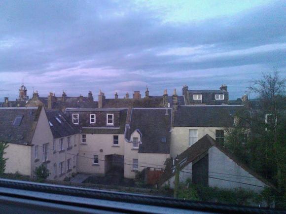 st-andrews-Scotland-4am