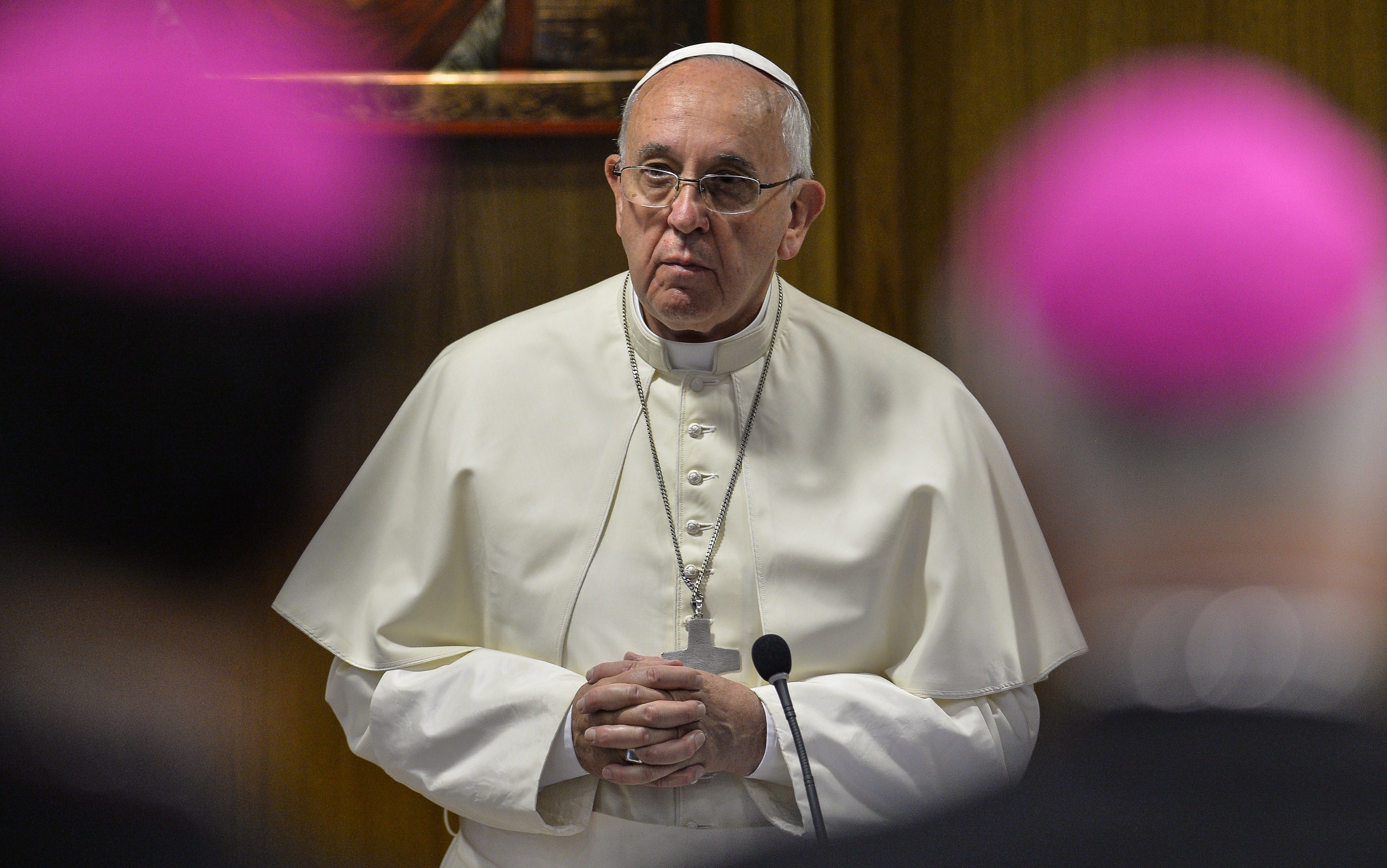 Vaticanpopesynod Families