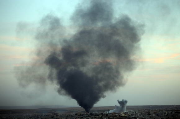 Clashes between ISIL and Kurdish armed groups