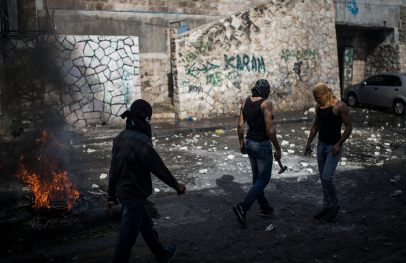 Clashes In East Jerusalem After Israeli Activist Shooting