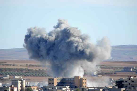 Syrian Kurds Battle IS To Retain Control Of Kobani