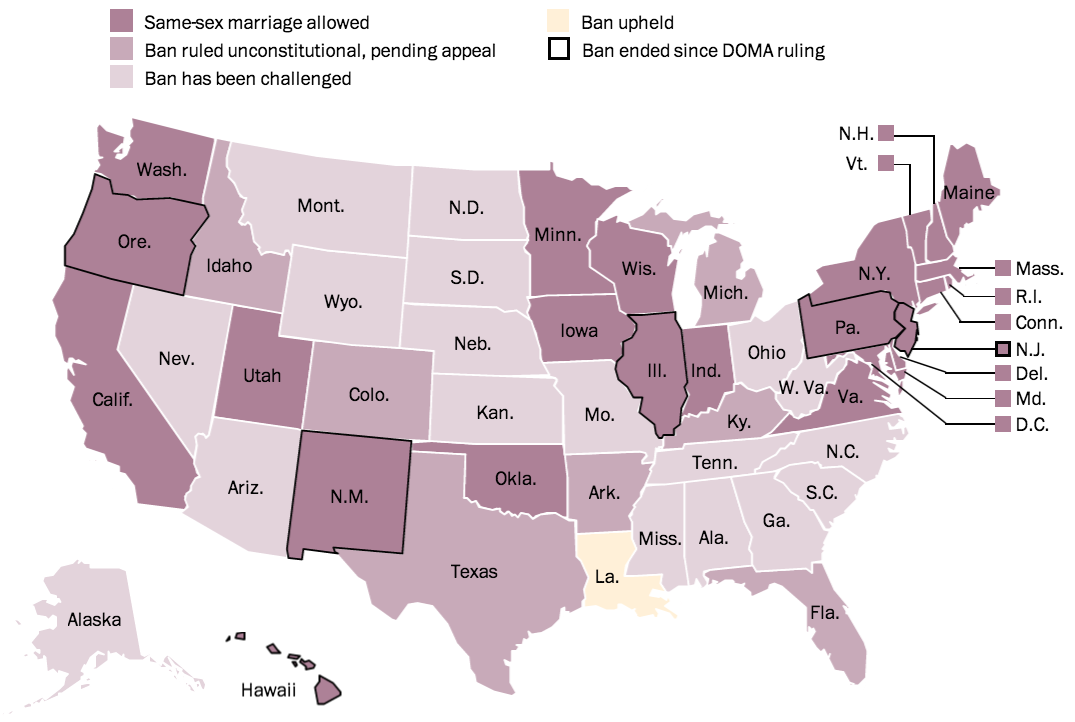 SCOTUS Clears The Way For Marriage Equality – The Dish