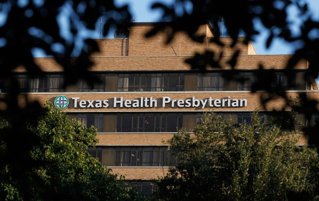 Texas Hospital Patient Confirmed As First Case Of Ebola Virus Diagnosed In US