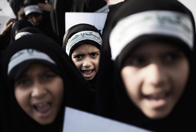 BAHRAIN-RELIGION-ISLAM-SHIITE-ASHURA