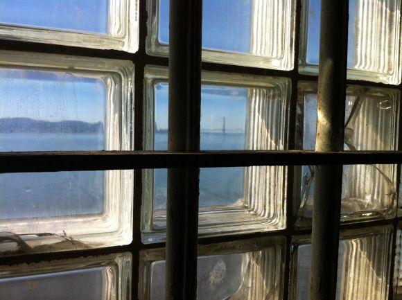 Alcatraz Island, San Francisco Bay-CA-11-24 am,