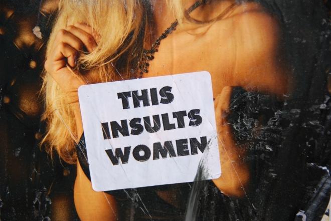 Anti Sexist Stickers