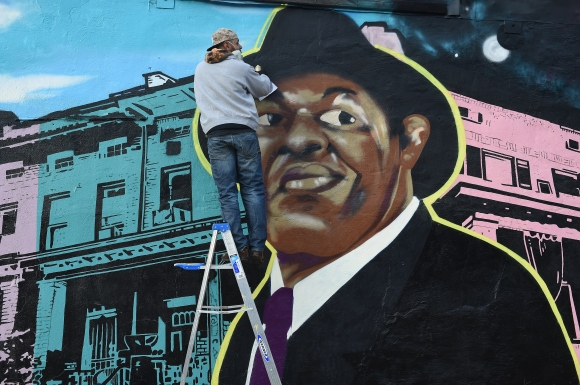 Marion Barry - Washington, DC