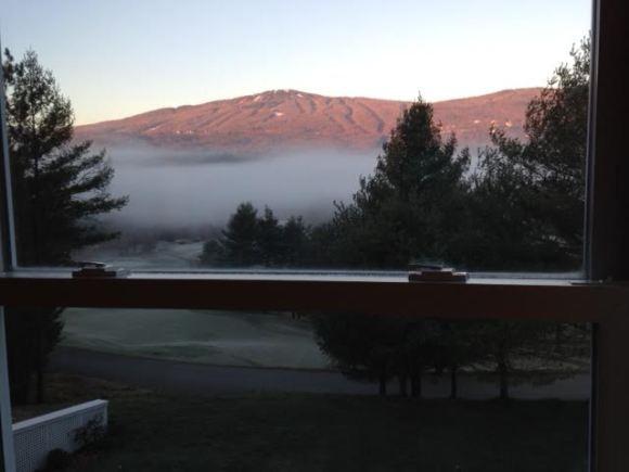Ludlow Vermont 6-55am