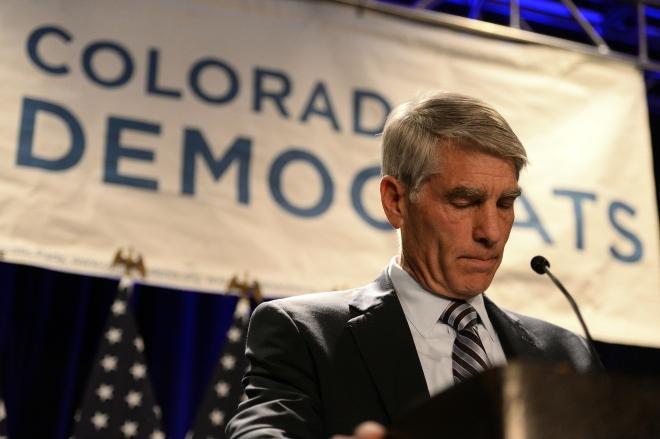 Democrat party eletion night