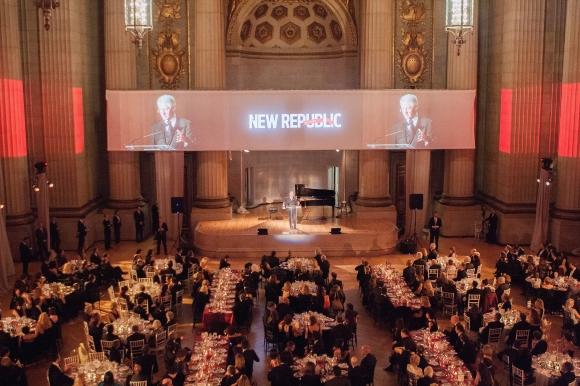 The New Republic Centennial Gala