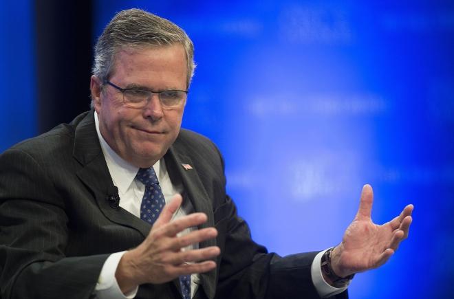 US-ECONOMY-CEO-BUSH