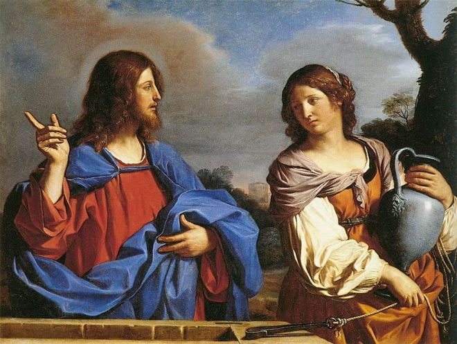 800px-Guercino_-_Jesus_and_the_Samaritan_Woman_at_the_Well_-_WGA10946