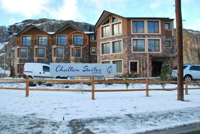 chalten-suites-hotel