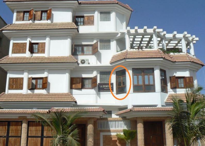 Image gallery senegal houses for 10 moulmein rise la maison