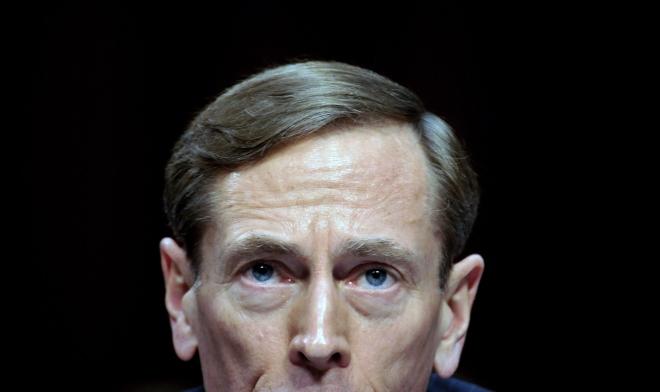 CIA Director David Petraeus, testifies b