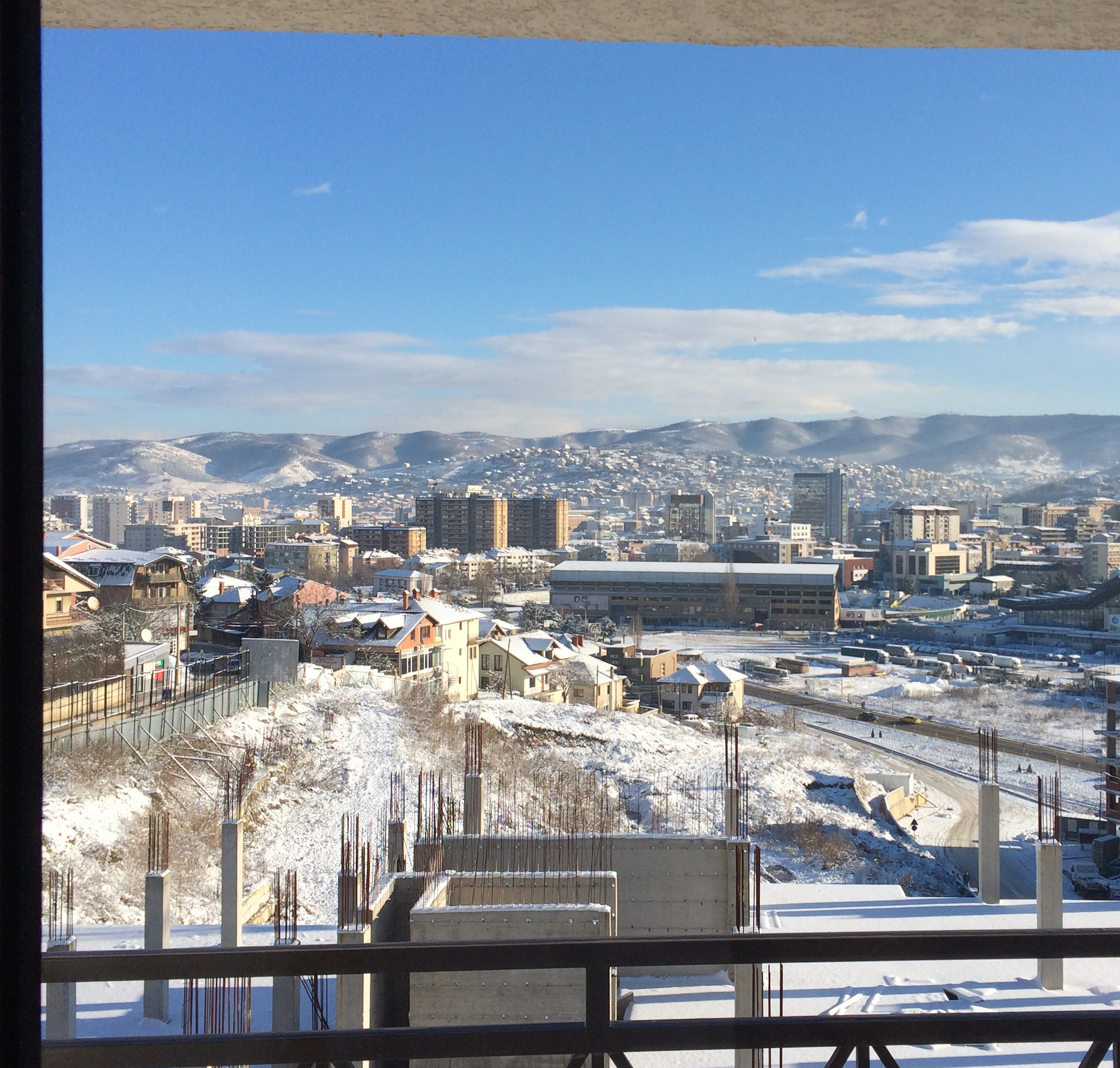 The View From Your Window Contest: Winner #238 – The Dish