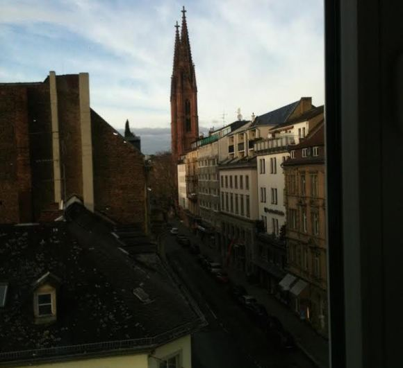 Wiesbaden, Germany, 2-15 pm