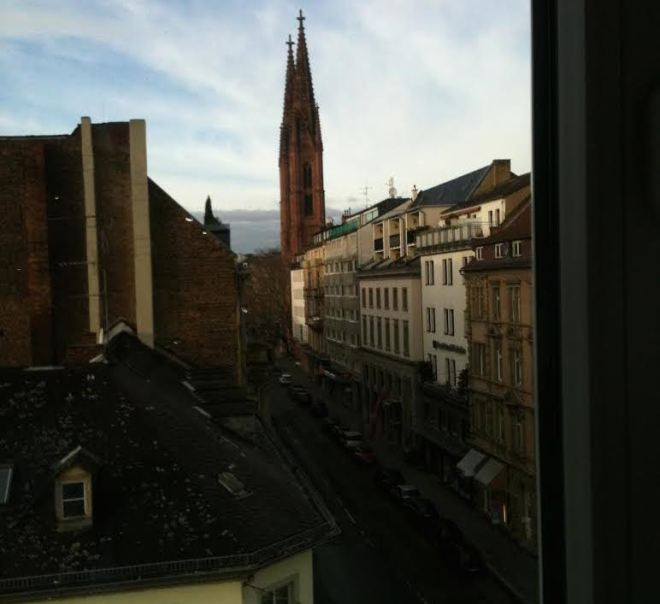Wiesbaden, Germany, 2-15 pm