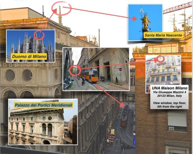 Milan Italy 2.001