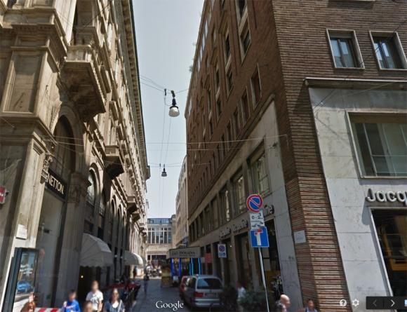 streetview milan